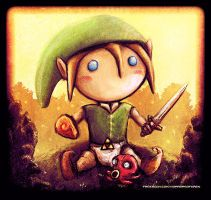 Baby Link by JackBlackhart