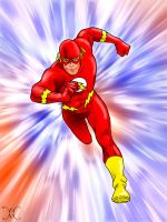 The Flash! by willmottram