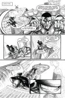 The Never Men Page 6 by thecreatorhd