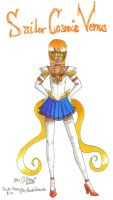Sailor Cosmic Venus :New: by GorgeousPixie