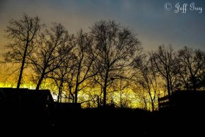 Project 365 - 345 - Catching Fire by jguy1964