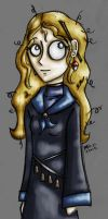 Untitled -- Luna Lovegood by tamerofhorses