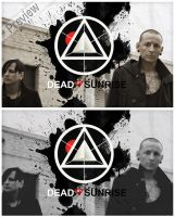Dead by Sunrise Wallpaper_2 by Overkill766