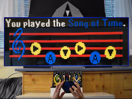 LEGO  Song of Time by ProfMadness