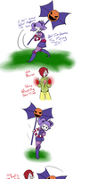 Grapey Comic by 2devils