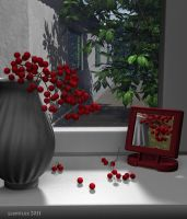 Guelder-rose red by slepalex