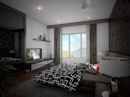 MASTER BEDROOM PM 2, PLUIT by TANKQ77