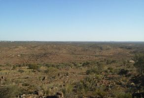 A view of Broken Hill by tentsie