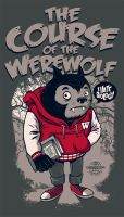 The Course of the Werewolf by Rusc