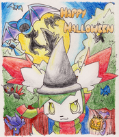 This is Halloween by Yakalentos