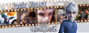Jack Frost | Rise of The Guardians - Timeline FB by Howie62