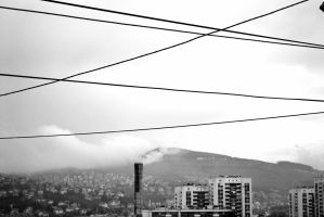 Grey view by LBMathers