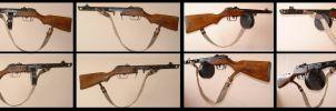 PPSh-41 by jinwylie
