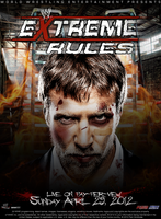 WWE: Extreme Rules 2012 by PainSindicate