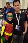 Dustin Nguyen and Jakey! by FloresFabrications
