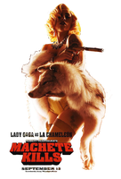 Machete Kills - Lady Gaga - PNG by Elliott-Lee-Blogger