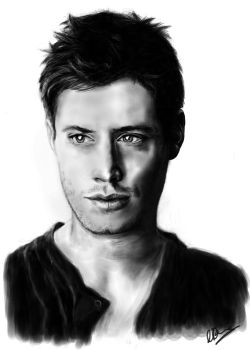 Dean Winchester by shindy89