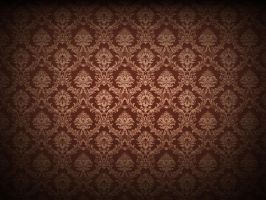 Damask wallpaper by orumi-ga