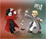 Hellsing by Sad-SD