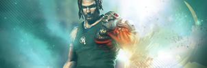 Sign47: Bionic Commando by Pstrnil