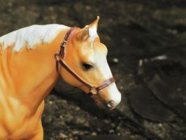 Breyer Horse by attack-on-art