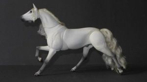 Bjd Horse Doll 5 by leo3dmodels