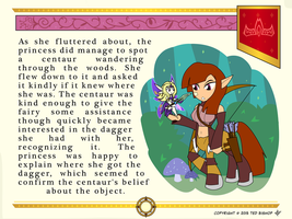 Another Princess Story - Centaur Guide by Dragon-FangX