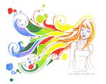 Let them flow. by Nakashe