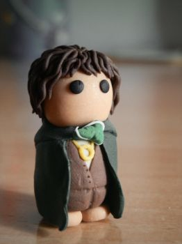 Frodo by coralfg