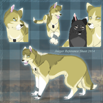.: Jaeger Reference Sheet Fall 2014 :. by MorningAfterWolf