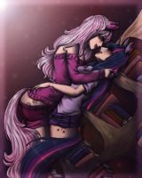 Purple Dream for Bradso123 by yeaka