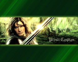 Prince Caspian by LaraStrong