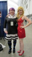 AR 2012 - Panty and Stocking by TechieWidget