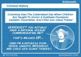 Criminal History by schizmatic