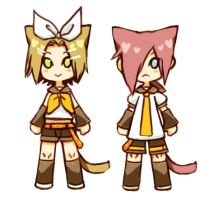 Like vocaloids by Yufei