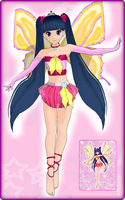 MMD Musa Enchantix by brsa