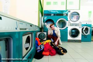 A life laundry by Tintin by Kal-Art