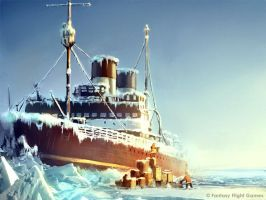 Recovered Icebreaker by Cristi-B