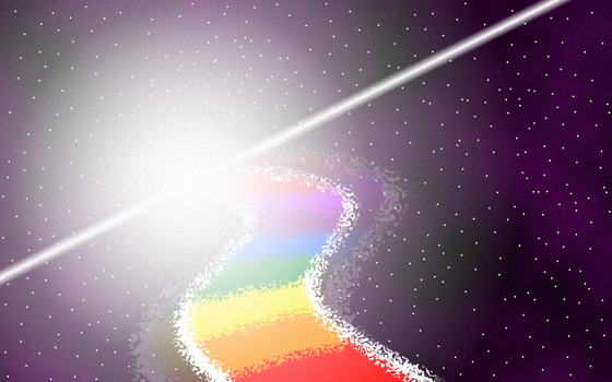 The Rainbow Way by TheDrifterWithin