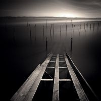 Diving Pier by DenisOlivier