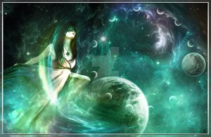 Goddess of Earth II by Tempest116