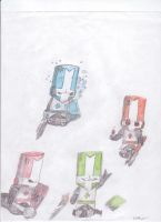castle crashers by XAnimeFanaticX