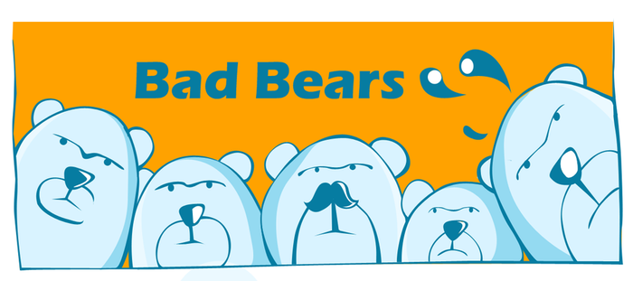 Bad bears by EDesignGallery