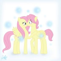 be assertive...- FlutterScotch by AntonellaX100