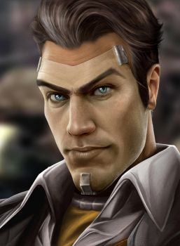 HANDSOME JACK by Sheridan-J