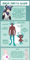 Basic Guide to Marro (Original Species) by Choctopi