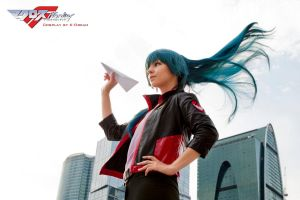 Macross F: Towards The Sky by KandaDream