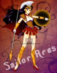 Sailor 'Ares' Mars by WereLeopard