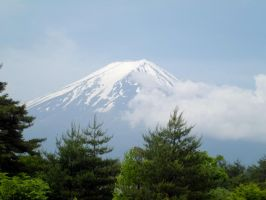 Mt. Fuji by AmityChan