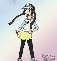 Trainer used Cute Charm by JocelynSamara